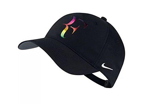 2c41ef2395e NIKE Mens Cap Roger FEDERER RF Tennis DRI-FIT - Import It All
