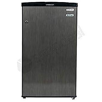 Videocon 1 Star Refrigerator 80 Litres Model No. VC092ZPNISH-HDW