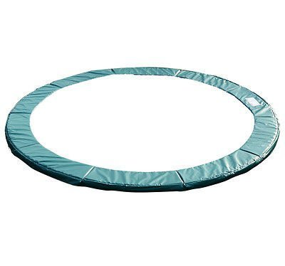 Exacme 6180-CP15G Trampoline Replacement Spring Cover, Safety Pad, Green, 15 Foot