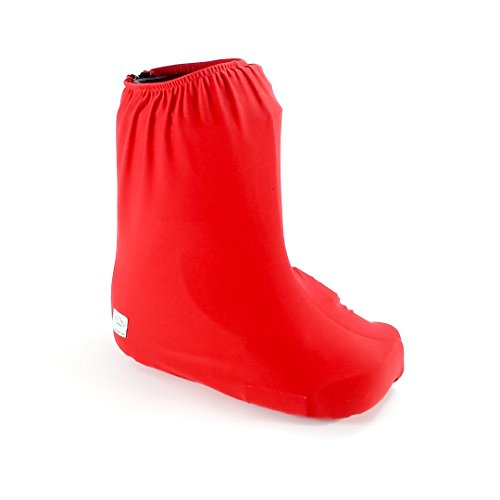 My Recovers Walking Brace Cover, Fashion Cover in Red, Short Boot, Made in USA, Orthopedic Products Accessories (Small)