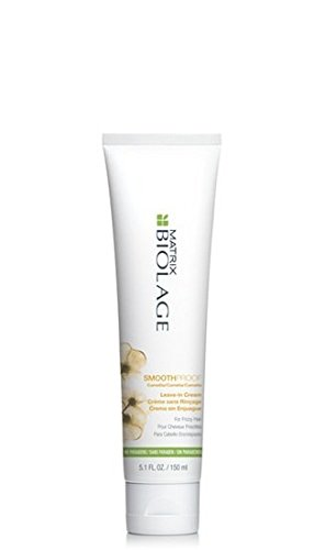 BIOLAGE Smoothproof Leave-In Cream For Frizzy Hair, 5 Fl. Oz.