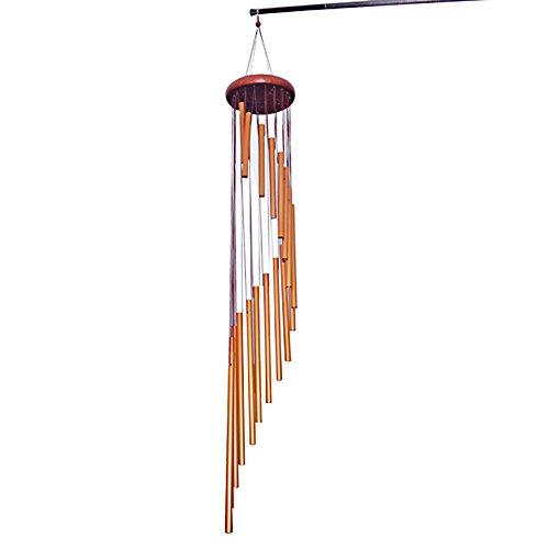 Cheap  Genenic Long Wind Chimes,35'' Wind Chimes with 18 Aluminum Alloy Tubes with..