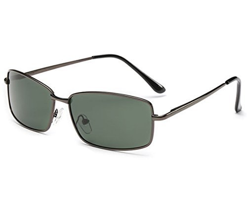 LIKEOY New Style Driving Rimmed Polarized Sunglasses for Mens - Prescription Where To Non Glasses Get