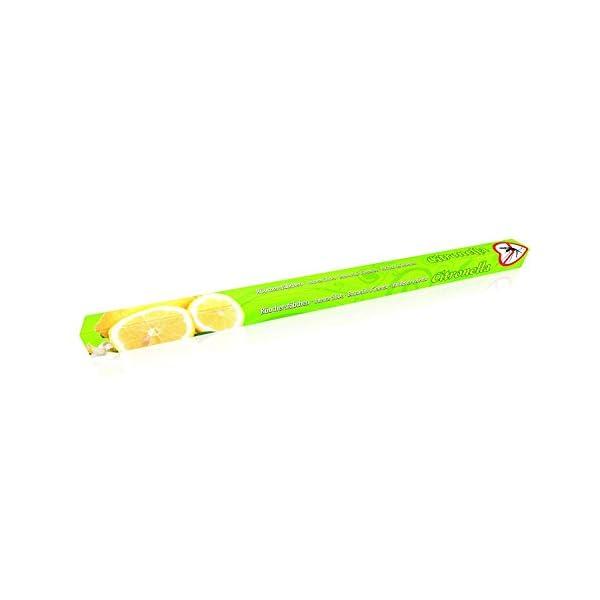 Luxflair 25 Confezioni di incenso Citronella Anti zanzare, Tempo di combustione Circa 150 Ore (Totale). XL Magazzino… 2 spesavip