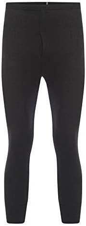Bhaob Mens Thermal Trousers Long Johns Warm Underwear Baselayer Heat Cotton Warmer ski Winter S M L XL XXL Thermals