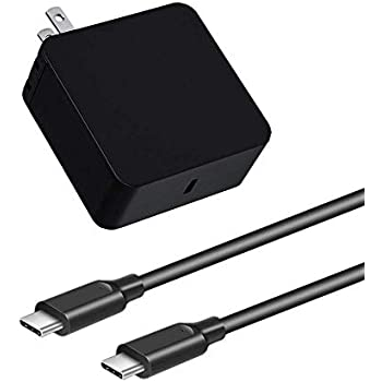 Amazon.com: 65W 45W USB C Power Adapter Charger Compatible ...