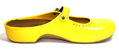Naot - Pantuflas Mujer amarillo (amarillo)
