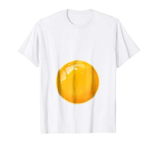 Fried Egg Costume Shirt - Funny Pregnancy Halloween