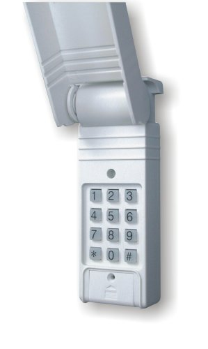 Weather Resistant Digital Keypad (Skylink 318K Wireless Keyless Entry Garage Door Opener Access Non-Universal Keypad Transmitter)