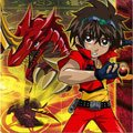 Bakugan Lunch Napkins 16pk by Bakugan