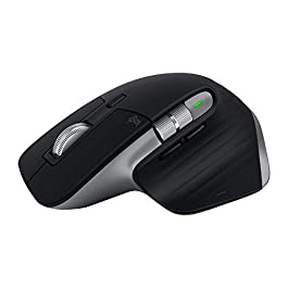 Logitech MX Master 3 Advanced Wireless Mouse for Mac – Bluetooth/USB