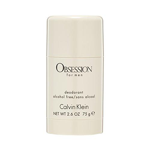 Calvin Klein OBSESSION for Men Deodorant, 2.6 oz.