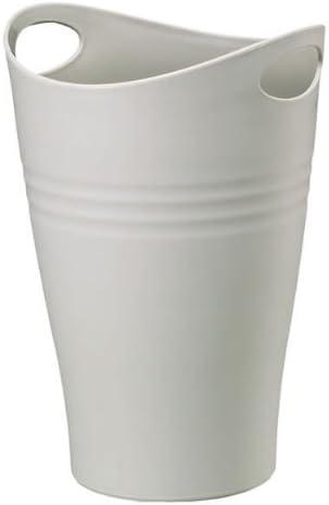 大和プラスチック 花桶 トッテ 21-32 ウォームグレー