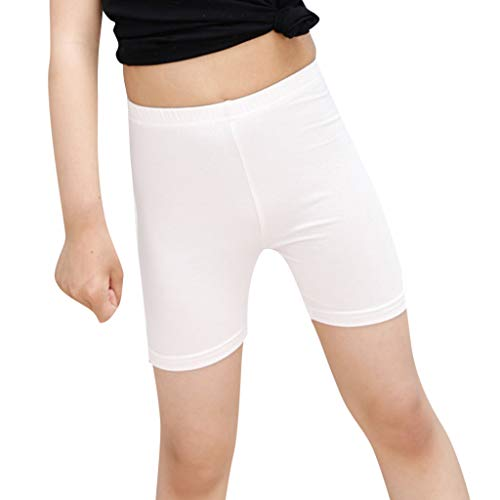 Benficial Women's Summer 6 Piece Dance Shorts Girls Bike Short Breathable and Safe 6 Color