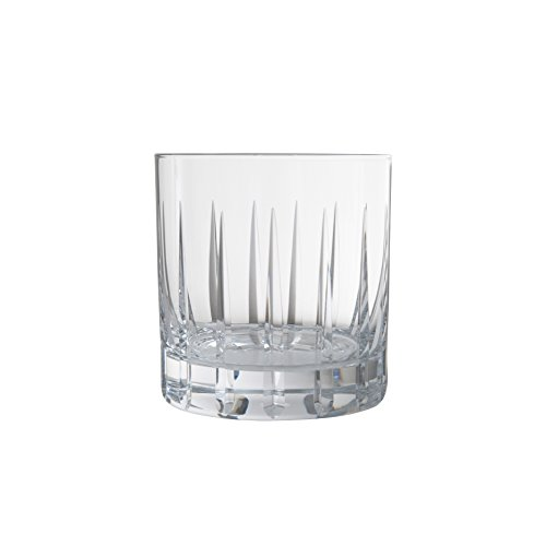 Schott Zwiesel Tritan Crystal Glass Distil Barware Collection Kirkwall DOF Old Fashioned Cocktail Glasses (Set of 6), 13.5 oz, Clear - Crystal Cut Glass Collection