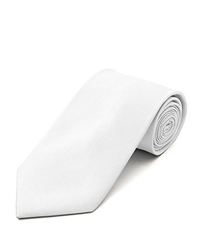 poly-multi-solid-color-tie-white