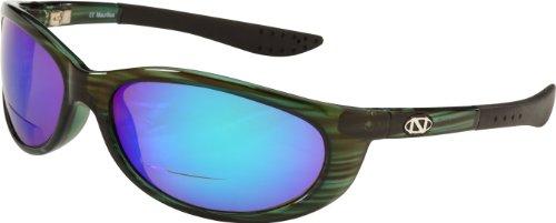 - ONOS Llano Polarized Sunglasses (+2.5 Add Power), Green, Green/Amber