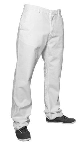 Urban Pantaloni Uomo Classics Pants Bianco Chino qxwBvqpr