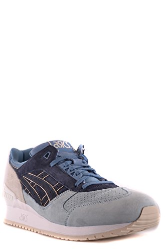 Asics Herren MCBI028020O Hellblau Wildleder Sneakers