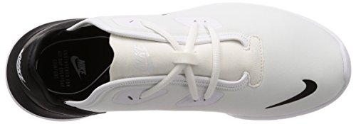 Uomo 100 White Hakata Bianco Scarpe Running Nike Black vHwatAqSx