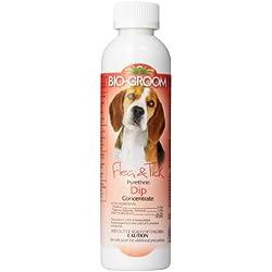 Bio-Groom Flea and Tick Pest Control Pyrethrin Dip, 8-Ounce