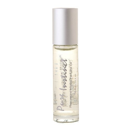 Pure Instinct - Pheromone Infused Perfume Oil - Sex Attractant Cologne 0.34 fl oz by Jelique (Attractant Pheromone Cologne)