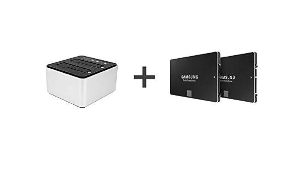 OWC Drive Dock - Dock Doble Thunderbolt 2 / USB 3.0 + 2 SSD 860 ...