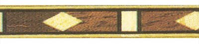 Luthier Inlay Strips- Decoration F Musicmakers Mus-2674