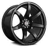 XXR Wheels XXR 560 Flat Black Wheel (18x8.5/5x4.5, +35 Offset)