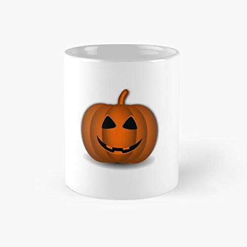 Halloween Kürbis October 11 Oz Coffee Mug