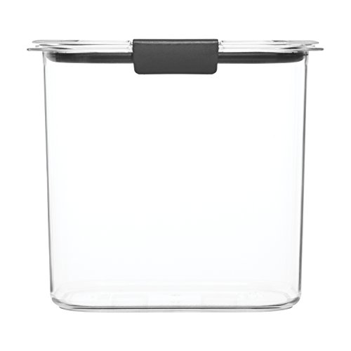Rubbermaid Brilliance Pantry Airtight Food Storage Container, BPA-Free Plastic, 12 Cup - Buy ...