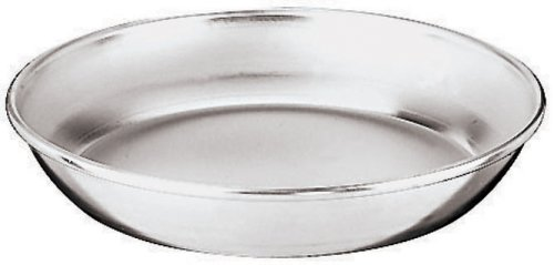 Paderno World Cuisine 13 3/8 Inch Aluminum Seafood Tray