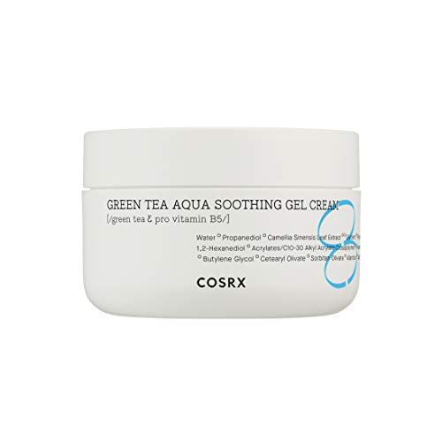 (COSRX Hydrium Green Tea Aqua Soothing Gel Cream, 50ml / 1.69)