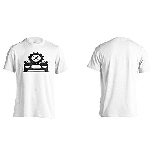Neue Mechanische Autoreparatur Herren T-Shirt m179m
