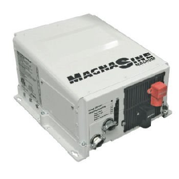 Magnum MS2812 2800W Inverter with 125 Amp Charger by Magnum