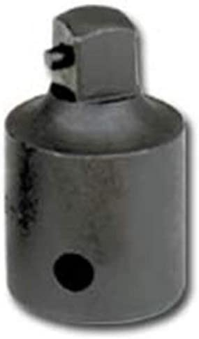 SK Hand Tools 45686 1/2-Inch Female and 3/8-Inch Male Impact Socket Adapter