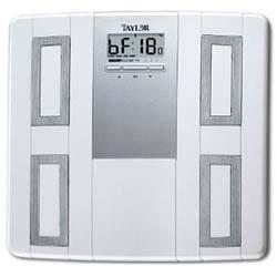Salter Body Fat - Taylor / Salter 5593 Body Fat Monitor