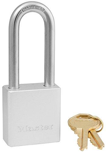 Master Lock 570DLHPF Aluminum Padlock, 2-inch Shackle, 1-1/2-inch