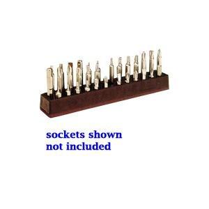 UPC 781033003823, Mechanics Time Savers (MTS583) 1/4 in. Magnetic Yellow 37 Piece Bit Holder