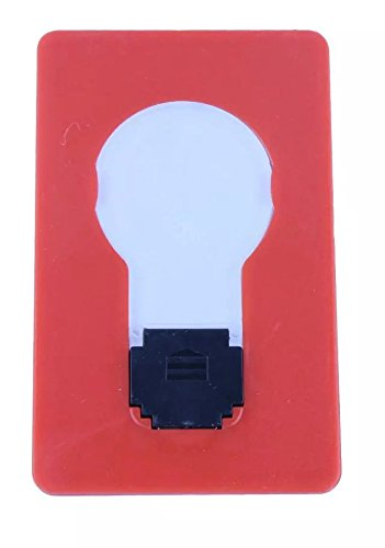 Funny Led Pocket Card Wallet Light - 7