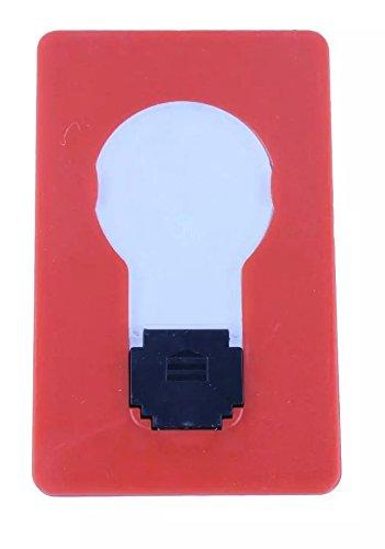Ezyoutdoor Portable LED Card Light Lamp Purse Wallet