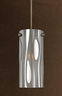 Cal Lighting PN-1020/6-BS Close to Ceiling Light Fixture