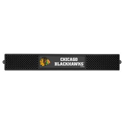 FANMATS NHL Chicago Blackhawks Vinyl Drink Mat