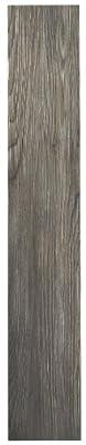 "Achim Home Furnishings VFP2.0SS40 Tivoli II Imports Silver Spruce 6"" x 36"" Self Adhesive Vinyl Floor 40 Planks/60 Square Feet, Piece"