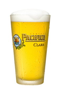 Pacifico Cerveza Mexican Beer Pint Glass   Set of 2 for sale  Delivered anywhere in USA
