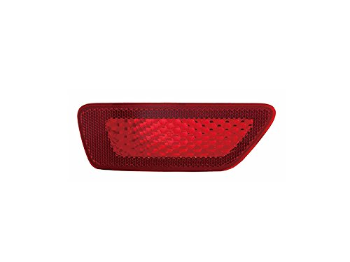 Rear Reflector - Grand Cherokee Compass 11 12 Journey 09-12 Rear Bumper Reflector Lh 57010721Ab
