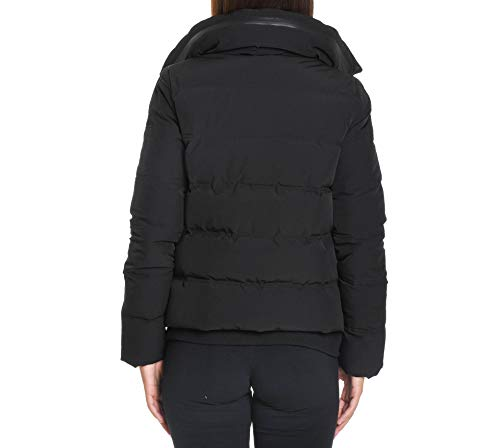 To Giacca Be Donna Nero Poliestere Outerwear Up Degree100 ZqRw1q