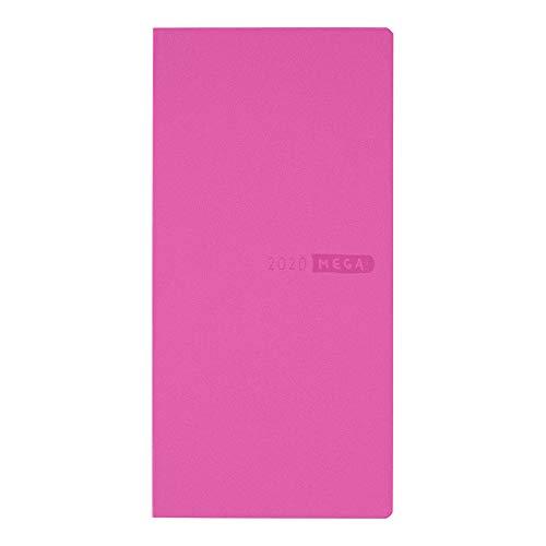 Hobonichi Sneaker Raspberry Weeks Mega Softcover Book (Japanese/Jan 2020 Start/Mon Start) ...