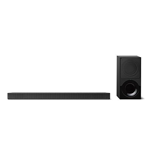 Sony HT-X9000F Barra de Sonido de 2.1 Canales con Dolby Atmos/DTS:X y Tecnología Bluetooth