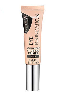 Catrice Eye Foundation Waterproof Eyeshadow Primer (As Strong As You Are)